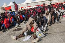 У берегов Испании за выходные обнаружили более 500 нелегальных мигрантов