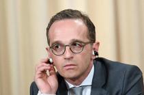 Глава МИД Германии рассказал о кризисе в отношениях с США