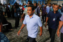 Մալդիվների նախագահն ընդունել է իր պարտությունն ընտրություններում
