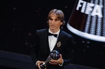 ФИФА назвал имена футболиста, тренера и голкипера года