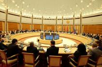 ՊԵԿ պատվիրակությունը մասնակցել է ԵԱՏՄ անդամ պետությունների մաքսային ծառայությունների միավորված կոլեգիայի 28-րդ նիստին