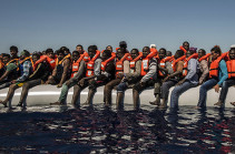 Տարեսկզբից Միջերկրական ծովով Եվրոպա են ժամանել ավելի քան 80 հազար միգրանտներ ու փախստականներ