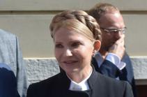 В рейтинге кандидатов в президенты Украины лидирует Тимошенко
