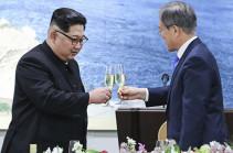 Более 87% южнокорейцев поддерживают ответный визит Ким Чен Ына в Сеул