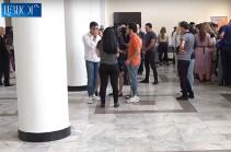 Впервые в Ереване прошел День атомных технологий (Видео)