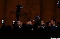 ԱԺ-ում ՀՀԿ, ՀՅԴ և «Ծառուկյան» խմբակցությունների ներկայացուցիչները Փաշինյանին ասել են, որ վարչապետի թեկնածու չեն առաջադրելու