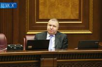 ԲՀԿ-ն չունի վարչապետի թեկնածու չառաջարկելու պաշտոնական որոշում. Միքայել Մելքումյան