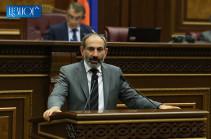 Operative communication with Azerbaijani president not established yet: Nikol Pashinyan