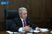 В проекте бюджета на 2019 год пенсионные отчисления увеличены на 20 млрд. драмов
