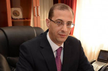 Gabriel Ghazaryan appointed Armenia's Sport and Youth Affairs Minister