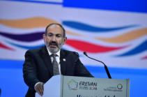 Nagorno Karabakh should have resolute voice in peace talks: Armenia's PM