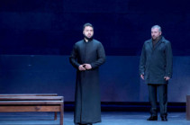 "Premiere of ""Manon"" of Jules Massenet lyrical opera takes place in Yerevan"
