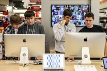 Продажи компьютеров Apple в мире упали в третьем квартале на 11%