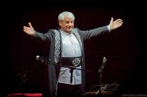 Ջիվան Գասպարյանը դարձավ 90 տարեկան