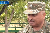 Situation on Line of Contact between Karabakh and Azerbaijan under control: Deputy Chief of Staff
