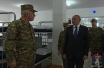 New military unit opens in Nagorno Karabakh Defense Army
