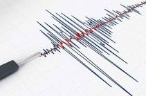 Earthquake registered in Armenia early October 15