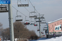 French Poma company plans creating new skiing zone in Armenia