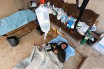 Իրաքում ավելի քան 110 հազար մարդ է թունավորվել խմելու ջրից