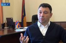 Republican party should participate in snap parliamentary elections: Sharmazanov