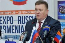 ¾ of Armenia's economy comprises of Russian companies: Russian trade representative
