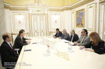 Премьер Армении и представитель Госдепа США обсудили карабахское урегулирование