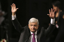 Մեքսիկայի ընտրված նախագահը խոստացել է փրկել երկրի նավթի արդյունաբերությունը