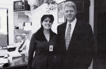 Хиллари Клинтон высказалась о скандале с ее мужем и Моникой Левински