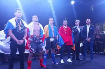 Խառը մենամարտերի Եվրոպայի մեծահասկաների առաջնությունում Թաթուլ Ավագյանը գրավեց 3-րդ հորիզոնականը