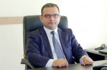 Tigran Khachatryan Armenia's Economic Development and Investments Minister