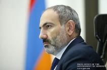 Armenia's Prime Minister Nikol Pashinyan steps down