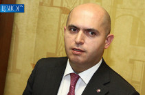 Domestic political developments slow down process of reforms in Armenia: Armen Ashotyan