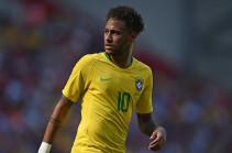 Неймар: отсутствие Месси – хорошая новость для сборной Бразилии