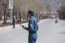В Афганистане более 30 полицейских погибли при столкновениях с талибами