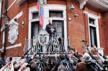 Посольство Эквадора составило список правил поведения для Ассанжа
