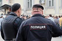 В Москве мужчина устроил стрельбу у торгового центра
