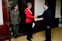 Բուլղարիան պատրաստ է զարգացնել Հայաստանի հետ համագործակցությունը պաշտպանության բնագավառում