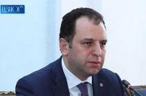 Discussions over Electoral Code register regress: ex DM Vigen Sargsyan