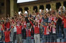 Red Eagles-ը մարզադաշտում այսօր չի երկրպագի Հայաստանի հավաքականին. լռության ակցիա են հայտարարել