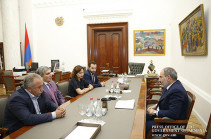 Armenia's PM does not exclude his nomination with presumption of not being elected