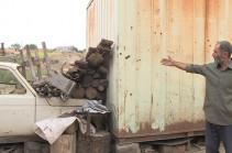 Սահմանամերձ Կոթիում բնակվող Բաբաջանյանների ընտանիքը մինչև տարեվերջ վագոն-տնակից նոր տուն կտեղափոխվի (Լուսանկարներ)