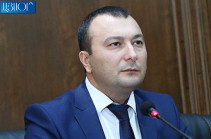 Tsarukyan faction to vote for Electoral Code if it comprises principle provisions for the faction