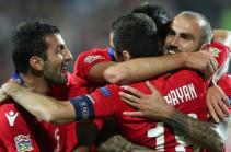 Armenia vs Macedonia 4:0
