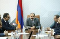 И в дальнейшем будет возможность сотрудничества в других форматах –Пашинян поблагодарил за совместную работу Арцвика Минасяна