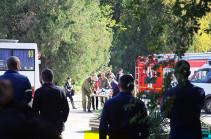 Կերչի Քոլեջի պայթյունի զոհերի թիվը հասել է 13-ի