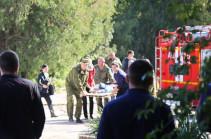 Kerch blast: Crimea college bomb attack kills 18