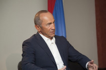 Kocharyan's attorney petitions to recognize him victim in sidelines of wiretapping case