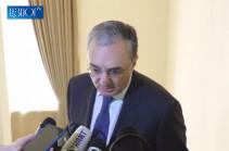 Հայաստանը ՆԱՏՕ-ի հետ հարաբերությունների մակարդակը փոխելու նպատակ չունի. Մնացականյան