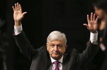 Մեքսիկայի նորընտիր նախագահն աշխատանքային վիզաներ է տրամադրելու ներգաղթյալներին