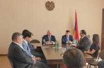 Ներկայացվել են ՀՀ Վարչական դատարանի նորանշանակ դատավորները